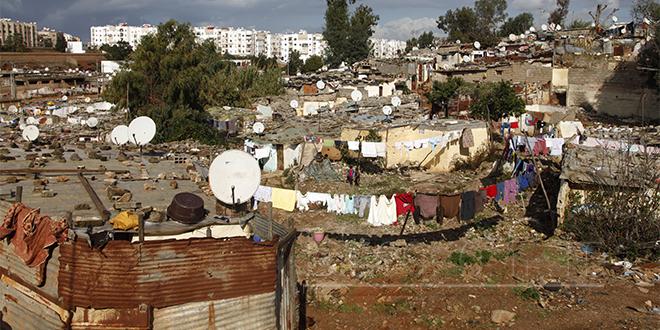 Bidonvilles : 4.600 familles à reloger à Kénitra