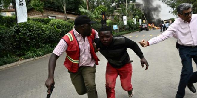 Attaque de Nairobi : Le bilan s'alourdit
