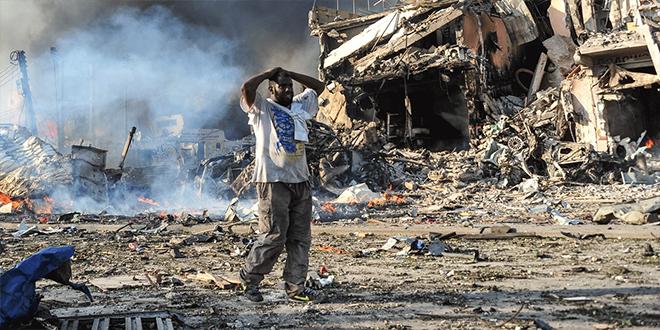 Attentat de Mogadiscio : Au moins 358 morts