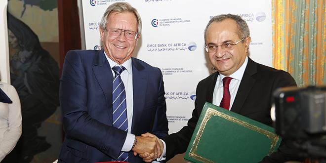 Partenariat entre BMCE BOA et la CFCIM