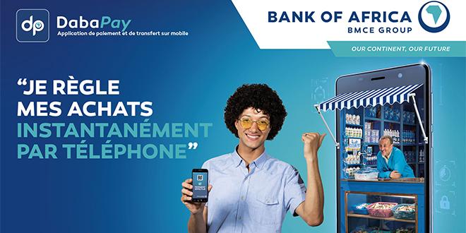 """Paiement mobile: BOA déploie le module commerçants de """"DabaPay Pro"""""""