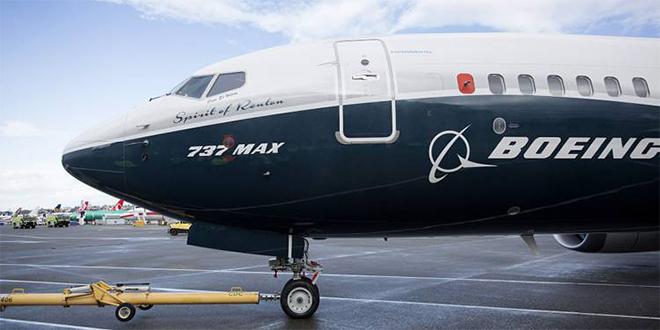 737 Max: Un client poursuit Boeing en justice