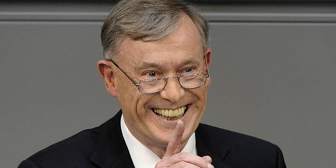 Horst Köhler démissionne