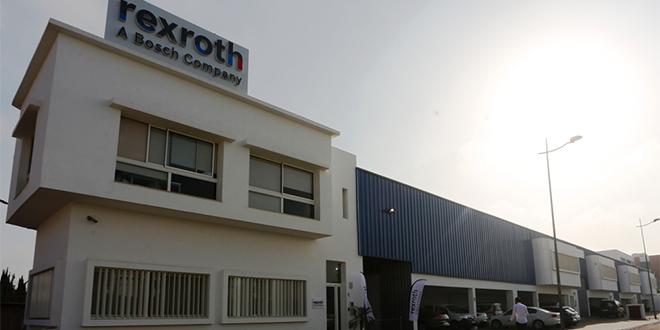 Bosch Rexroth lance son hub nord-africain au Maroc