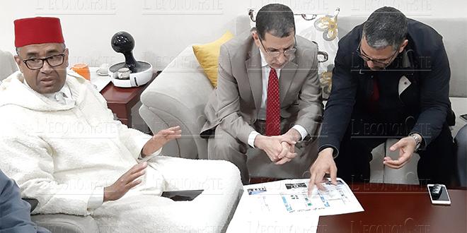 Meknès-ZI : Bouano critique le retard du gouvernement