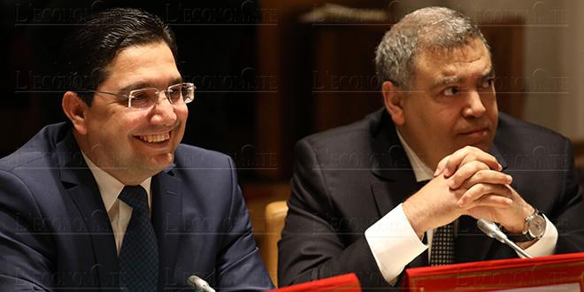 Des maires US chez Bourita et Laftit
