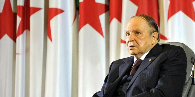 Bouteflika présente sa démission