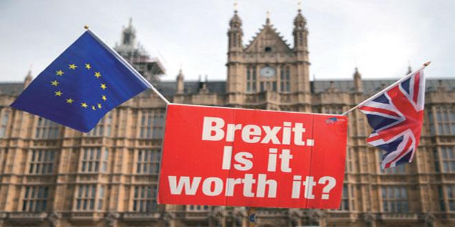 """Accord post-Brexit: l'UE a réussi à """"protéger ses intérêts"""""""