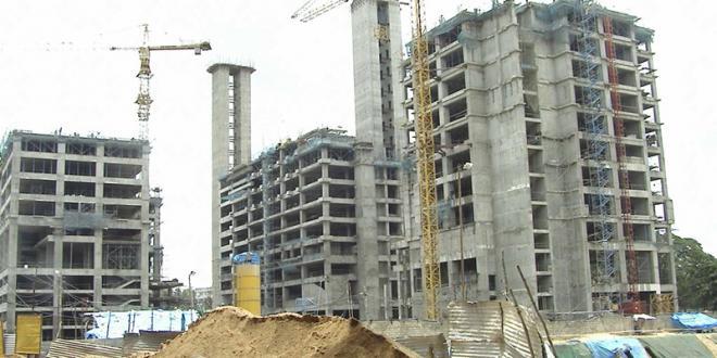 BTP: Légère hausse des ventes de ciment