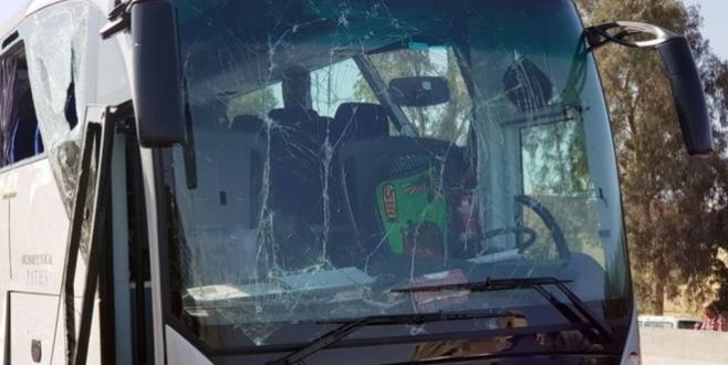 Egypte : Une explosion vise un bus de touristes