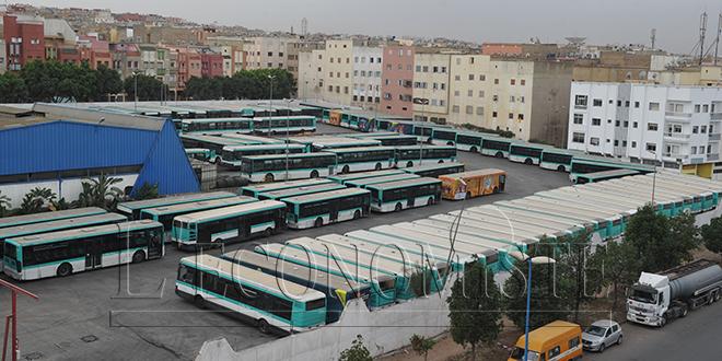Des bus pour remplacer temporairement le tramway