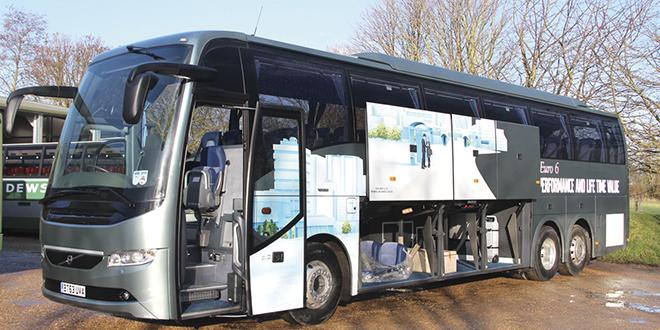 Nouvelle gamme de Volvo Bus au Maroc
