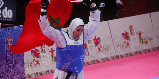 Jeux africains: Le Maroc maintient sa 3e place