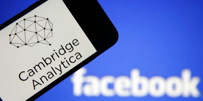 Cambridge Analytica : Amende pour Facebook