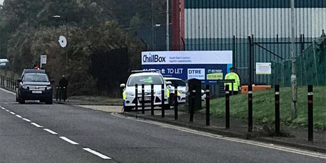 Londres: Découverte de 39 corps dans un camion