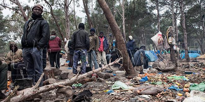 Un migrant guinéen tué à Nador