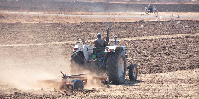 L'indemnisation des agriculteurs des zones sinistrées lancée