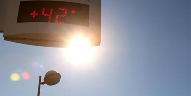 ALERTE-METEO: Temps chaud du samedi au mercredi