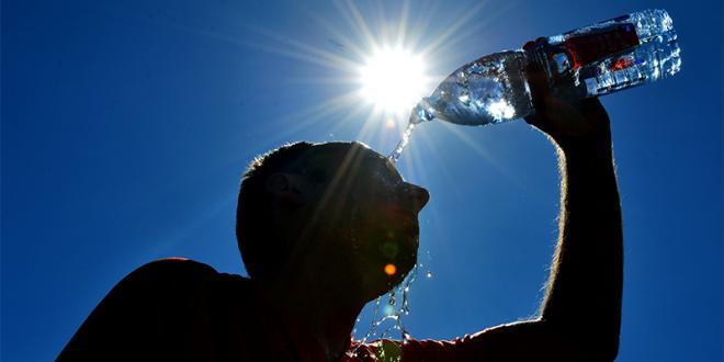 Canicule : Jusqu'à 48 °C ce lundi