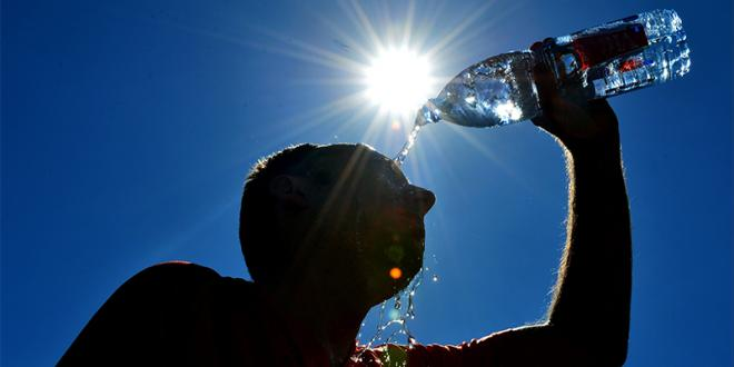 Vague de chaleur: Jusqu'à 47 °C ce lundi