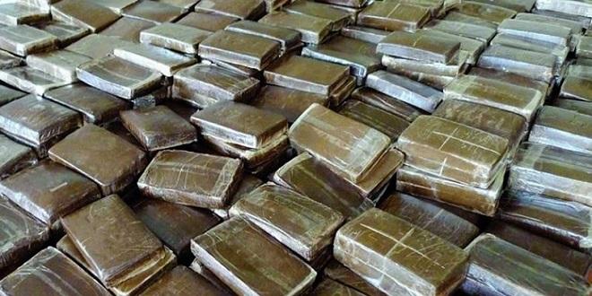 Grosse saisie à Bab Sebta de résine de cannabis