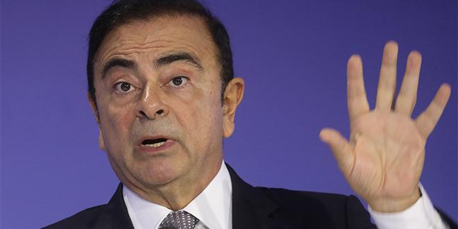 Mise en examen de Carlos Ghosn et de Nissan