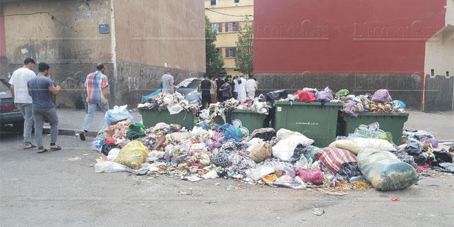 Collecte des ordures: Les finalistes dans les starting-blocks