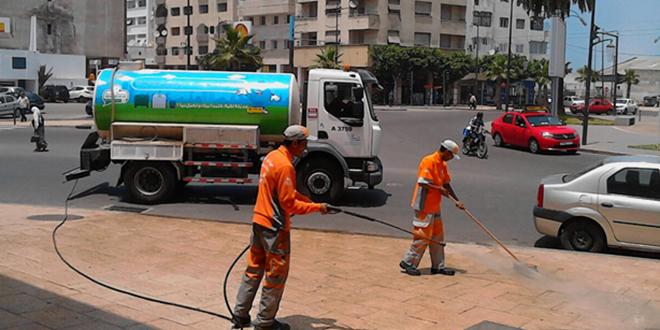Casablanca/Ramassage des déchets : Casa Prestations assurera l'intérim