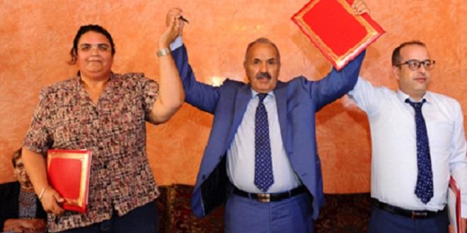 Le PCS, Ennahda et l'UMD s'allient