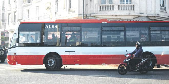 Casablanca-Vandalisme: Alsa dénonce la dégradation de ses bus