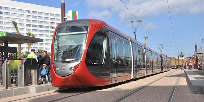 Casablanca : Le tram s'arrêtera jusqu'au 28 août