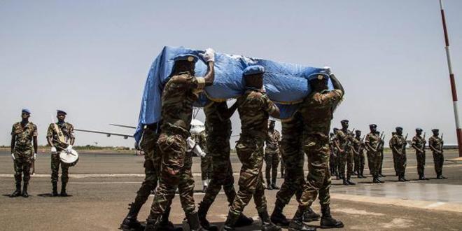 Trois Casques bleus et un soldat tués au Mali