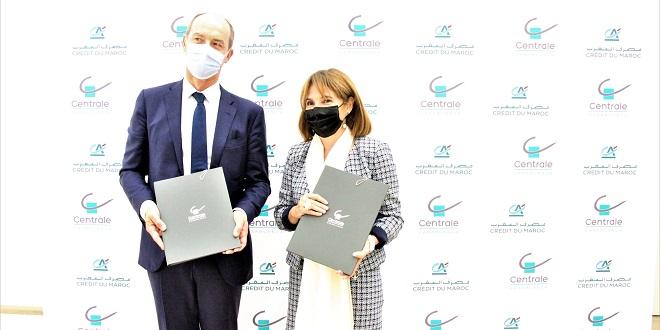 Crédit du Maroc et l'ECC scellent un partenariat