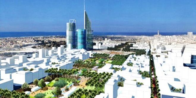 Places financières : Belle progression pour Casablanca Finance City