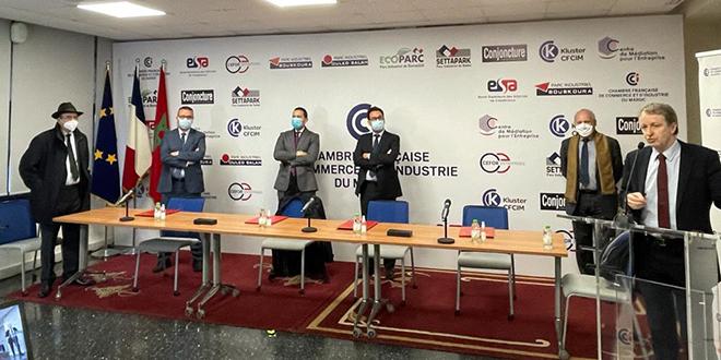 Industrie/ entrepreneuriat: La CFCIM scelle deux conventions