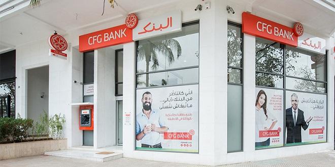 CFG Bank : Hausse de 22% du PNB au 1er semestre