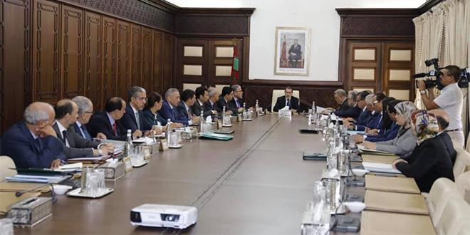 Le Conseil de gouvernement adopte le PLF 2020