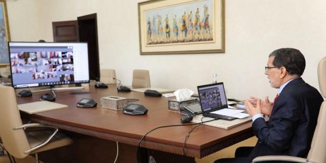 Le Conseil du gouvernement examine la création du Fonds Mohammed VI pour l'investissement