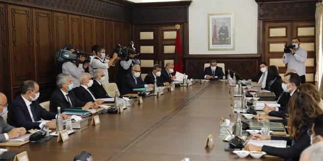 Le Conseil de gouvernement adopte le PLF2022