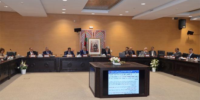 PLF 2020: Othmani rencontre les syndicats et le patronat
