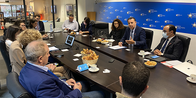 """Maroc-UE: La CGEM veut partenariat """"win-win"""""""