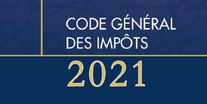 DOC/ Le Code Général des Impôts 2021