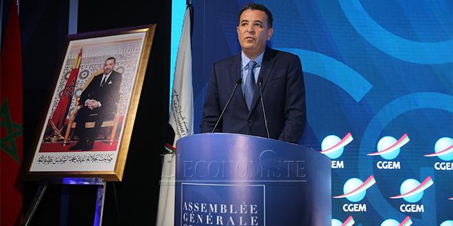 Mesures d'urgences: le président de la CGEM prévient les banques