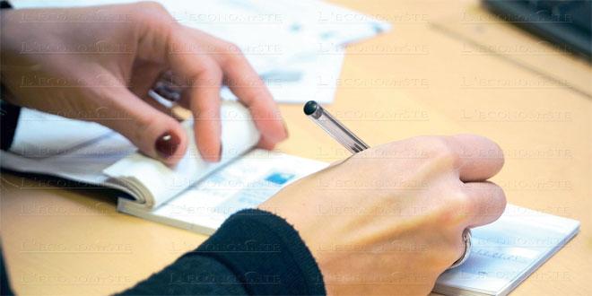 Chèques: Légère hausse des incidents de paiement