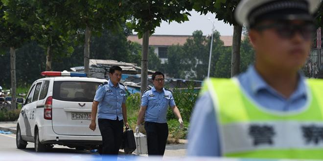 Chine: 7 enfants tués, 19 blessés dans une attaque au couteau