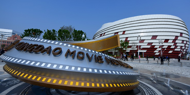 La Chine a désormais son Hollywood