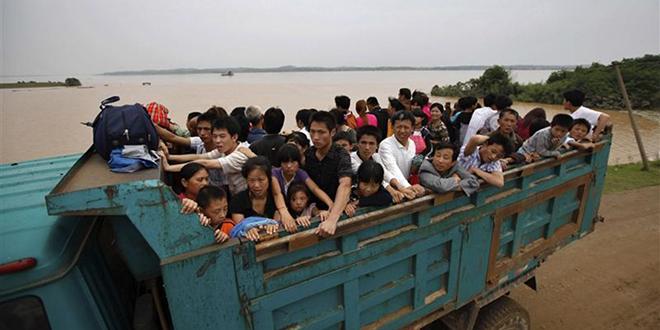 La pluie fait plusieurs morts en Chine