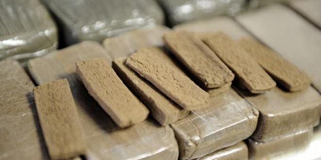 3 tonnes de chira saisies à Nador