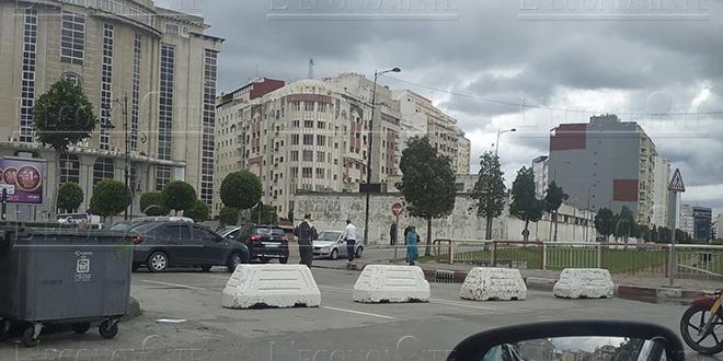 Tanger sous le coup de nouvelles restrictions