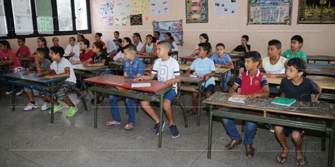 Enseignement: 100% de taux de scolarisation dans le primaire en 2019/2020